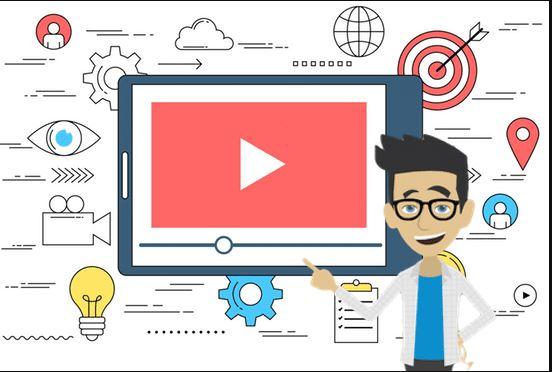 social media ads video